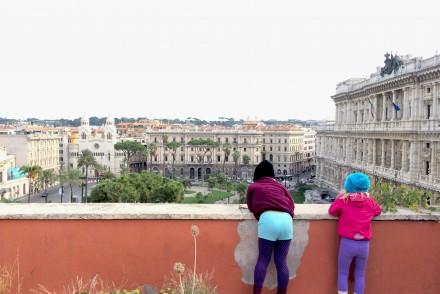 Rom med barn