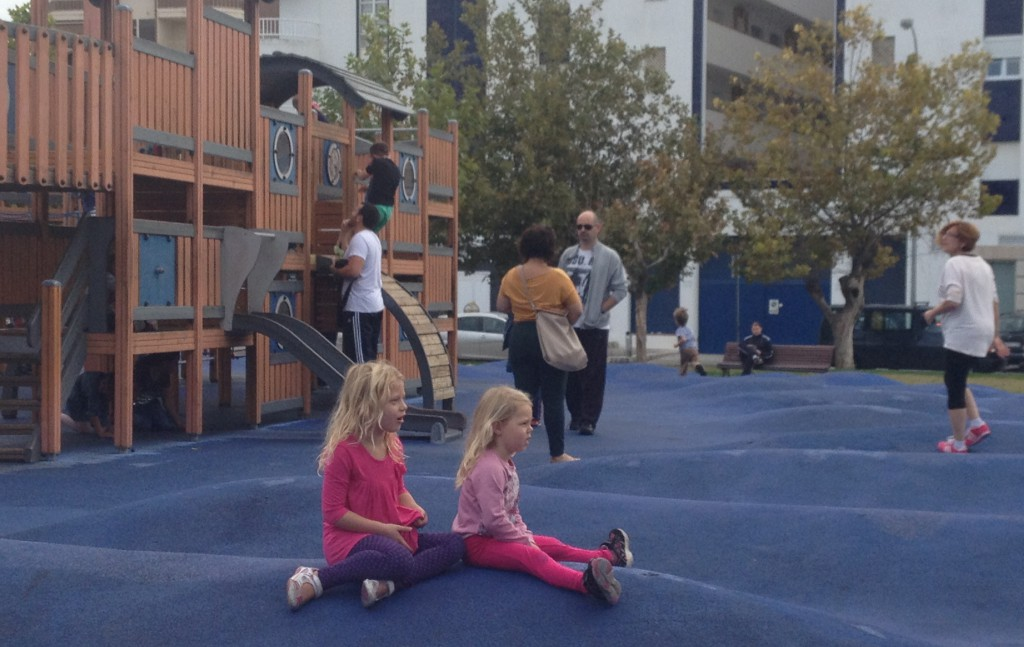 fuengirola - resa med barn - reseblogg