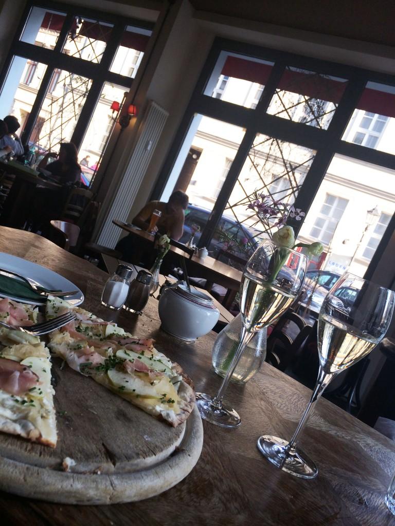 Fem restauranger i Berlin