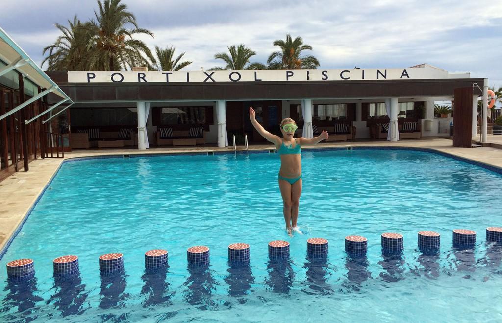 Portixol-pool