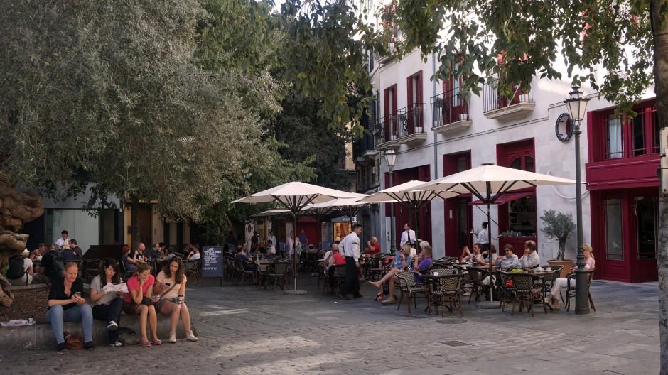 Saker Att Göra I Palma De Mallorca Reseblogg Turisterna