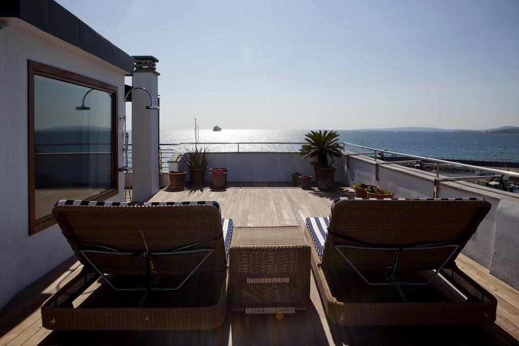 Portixol-terrace