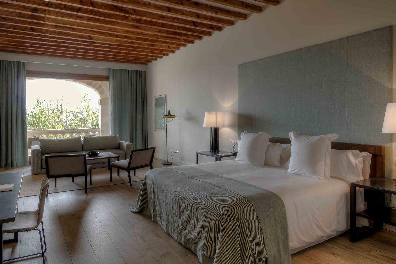 Rummet på Calatrava i Palma