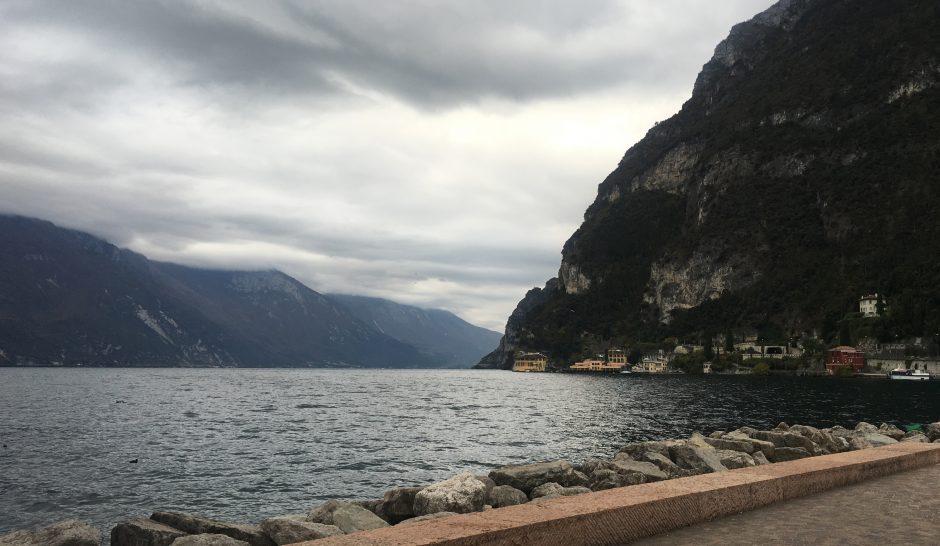 Gardasjön och Venedig