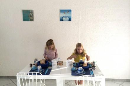 Rum med frukost b&b, italien