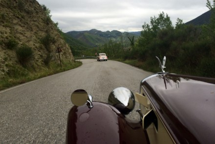 Bil i Italien - veteranbil