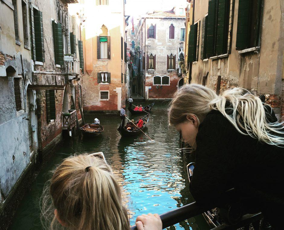 Venedig och Gardasjön